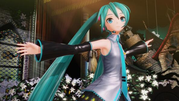 Hatsune Miku -Project DIVA- X HD